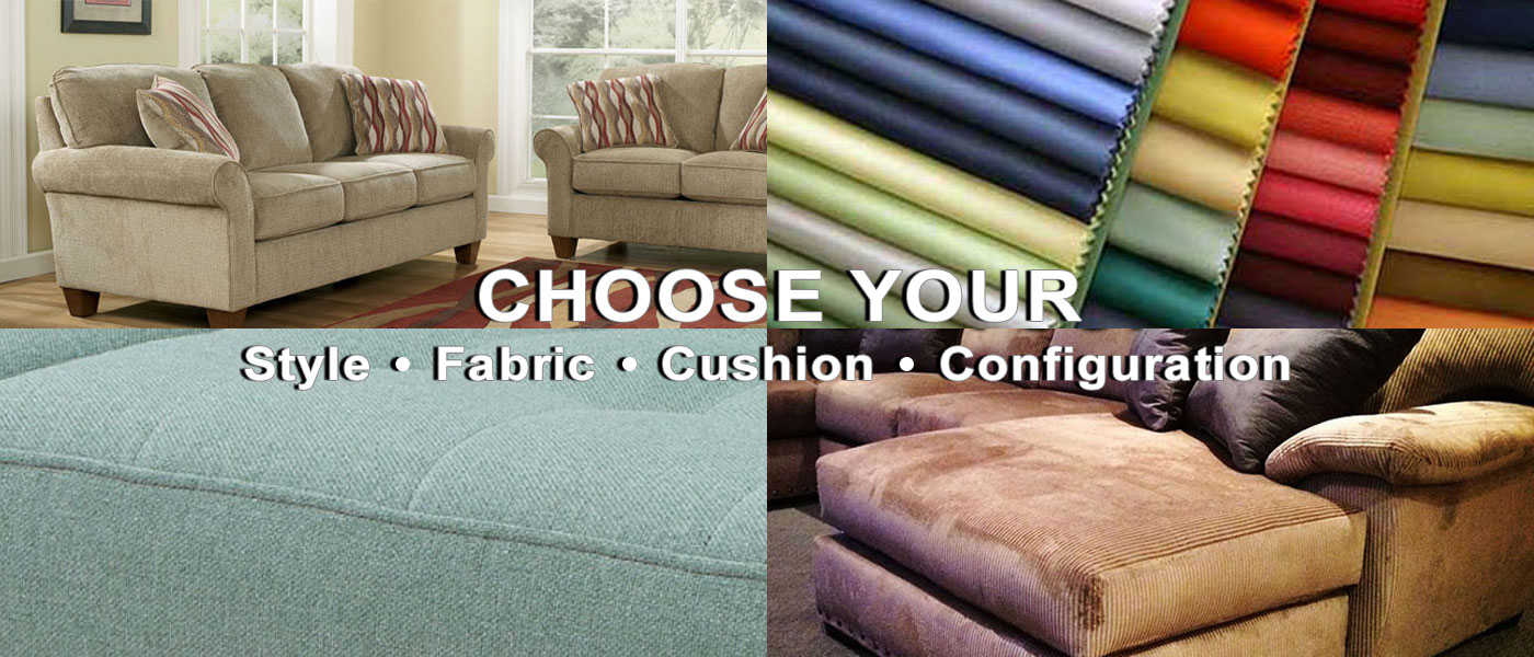 Customize Your Sofa